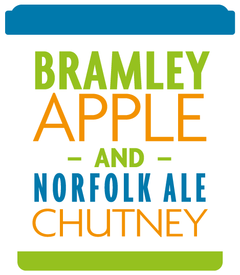 Bramley Apple and Norfolk Ale Chutney