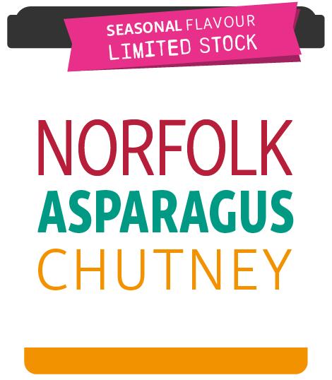 Norfolk Asparagus Chutney
